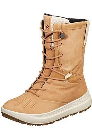 Ecco Damen Solice W Yabuck Yak Fashion Boot, (Cashmere)