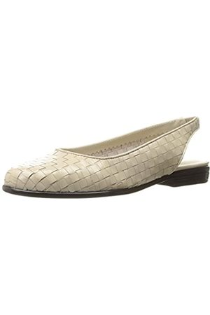 FrenchTrotters Women's Lucy Flat, Bone
