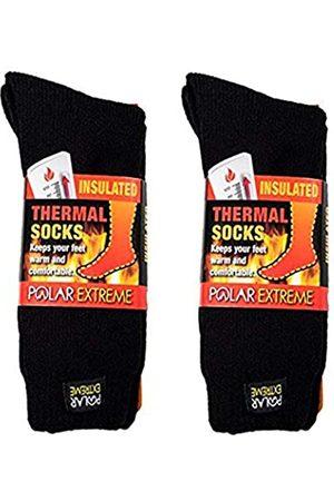 Polar Extreme Herren Thermosocken - 4 Paar