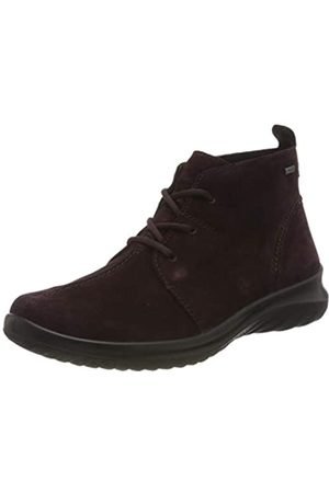 Legero Damen SOFTBOOT 4.0 leicht gefütterte Gore-Tex Sneaker, Rot (AMARONE 5900)