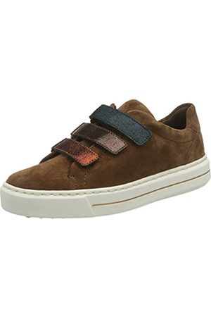 ARA Damen Courtyard Sneaker, Setter/Brick,Moro/Peacock