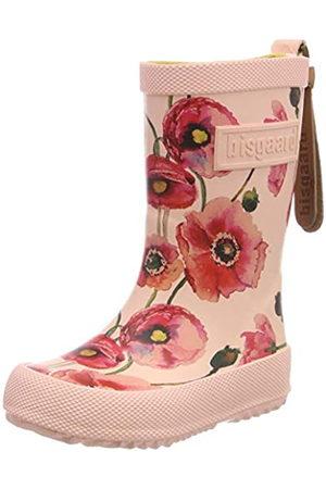 Bisgaard Bisgaard Mädchen Rubber Boot-Fashion Gummistiefel, Pink (Nude Flowers 179)
