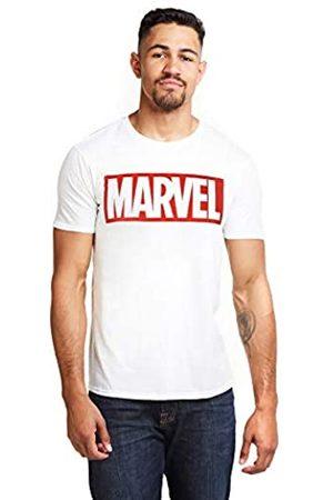 Marvel Herren Shirts - Herren Core Logo T-Shirt