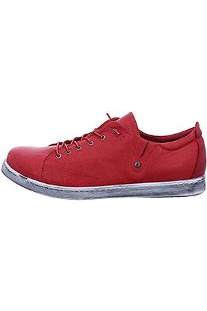 Andrea Conti Damen 0348736 Sneaker, (Chili 583)