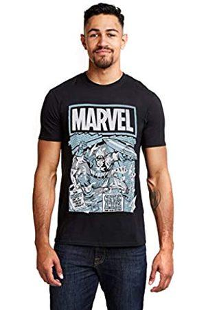 Marvel Herren Living Legend T-Shirt