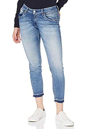 Herrlicher Damen Touch Cropped Organic Denim Jeans