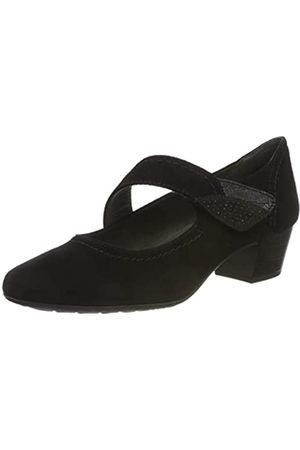 Jana 100% comfort Damen 8-8-24303-25 Pumpe, Black