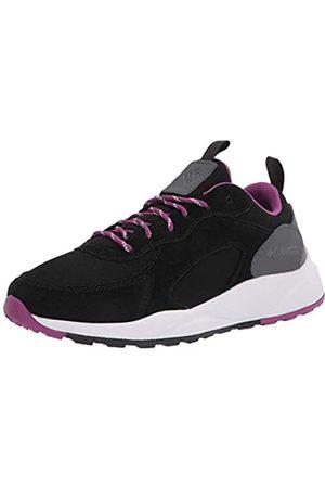 Columbia Sportswear Damen Pivot Wp Gymnastikschuh, Black, Berry Jam