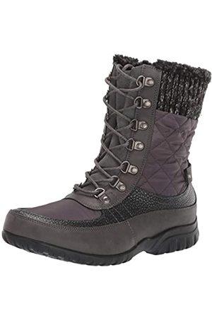 Propet Propet Women's Delaney Frost Snow Boot, Grey