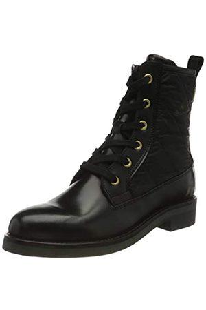 GANT FOOTWEAR Womens MALIIN Mode-Stiefel, Black