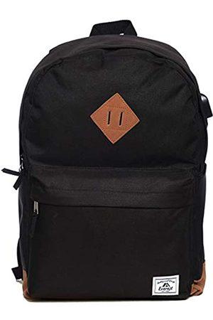 Everest Unisex-Erwachsene Vintage Backpack Laptop-Rucksack