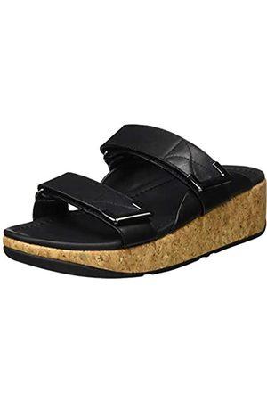 FitFlop Damen Remi Adjustable Slides Schiebe-Sandalen