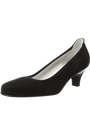 Diavolezza Damen Contessa Pumps, (Black)