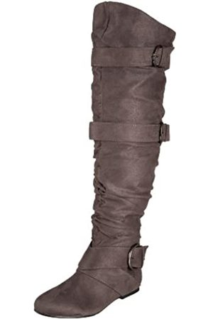 Not Rated Damen Single D Kniehohe Stiefel