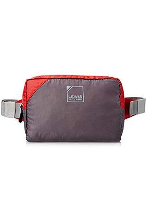 Lewis N. Clark Unisex-Erwachsene Packable Slashpack with Neoprene Zip Pouch Sling-Tragetasche