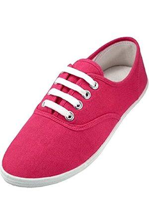 Shoes8teen Shoes8teen Segeltuchschuhe Schnür-Turnschuhe Für Damen 8 M US