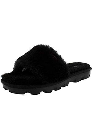 UGG Female Cozette Slipper, Black
