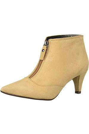 Marc Joseph New York Damen Leather Made in Brazil 2.25 Inch Heel Ankle Bootie Pumps
