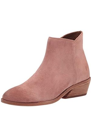 Frye Damen Farrah Inside Zip Ankle Boot, Pink (Hellrosa)