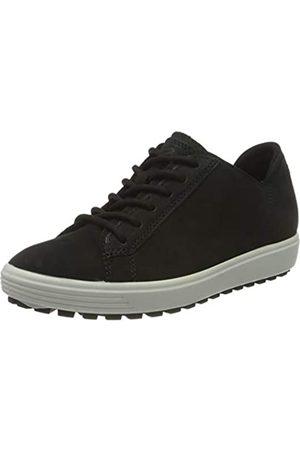 Ecco Damen Blackblack/Black Sneaker