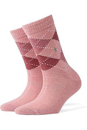 Burlington Damen Socken Whitby - Warm Und Weich, 1 Paar, (Primrose 8642)