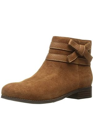 FrenchTrotters Women's Luxury Boot, Tan/Cognac