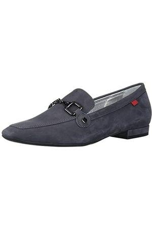 Marc Joseph New York Damen Leather W. Houston Buckle Loafer Halbschuhe, (Nubuk)