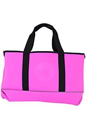 Body Glove Unisex-Erwachsene High Tide Medium All Day Tote-Pink/Black Strandtasche