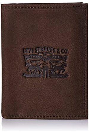 Levi's Mit diesem Bifold-Kartenetui im Vintage-Design mit dem legendären Two-Horse-Logo hast du deine wichtigsten Karten stets zur Hand