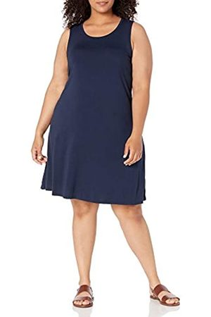 Amazon Plus Size Tank Swing Dress Kleid