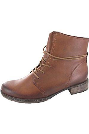 Remonte Damen D4388 Combat Boots, (Chestnut/Chestnut / 24)