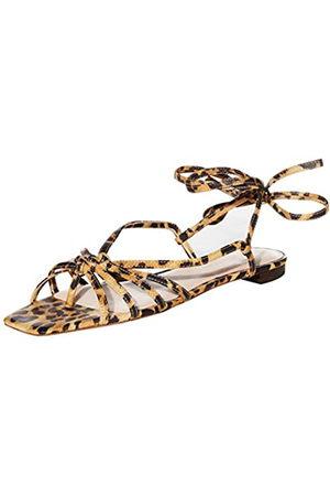 Loeffler Randall Damen LORELAI-N Flache Sandale