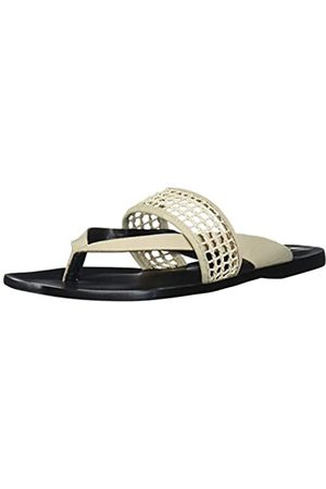 KAANAS Damen Buzios Braided NET Thong Flat Sandale