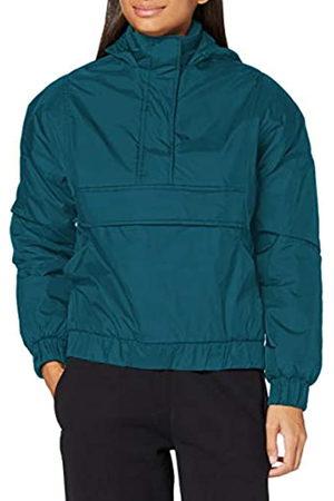 Urban classics Damen Ladies Panel Padded Pull Over Jacket Jacken