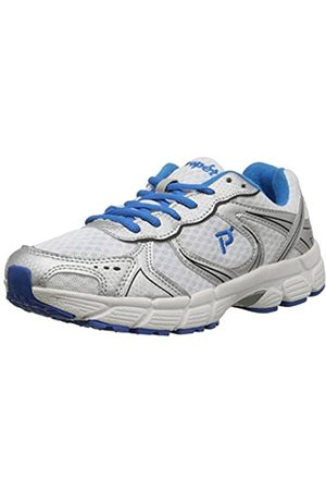 Propet Propet Women's XV550 Athletic Shoe, White/Royal Blue