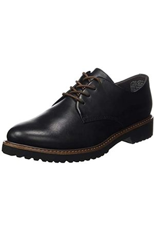 Marco Tozzi Damen 2-2-23733-25 Leder Schnürhalbschuh Sneaker