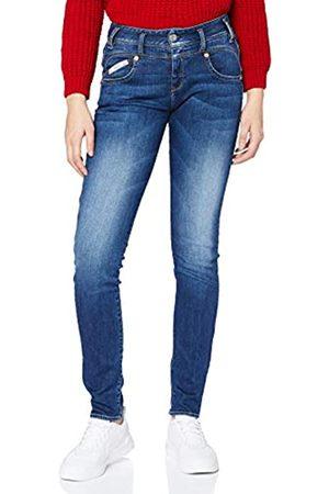 Herrlicher Damen Pearl Slim Organic Denim Jeans