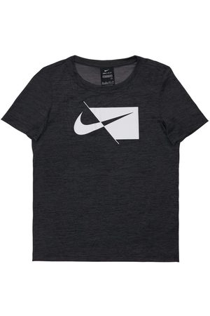 Nike T-shirt Aus Technostoff Mit Logodruck