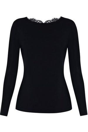 La Perla Baumwolle Shirt mit Langen Ärmeln