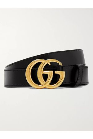 Gucci Herren Gürtel - 3cm Leather Belt