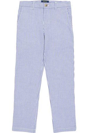 Ralph Lauren Hose aus Stretch-Baumwolle