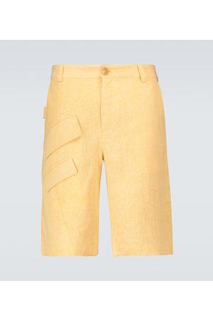 Jacquemus Bermuda-Shorts Le Short Colza