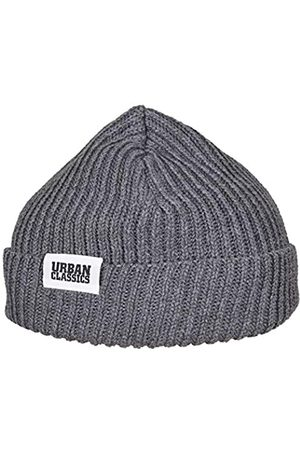 Urban classics Unisex Recycled Yarn Fisherman Beanie-Mütze