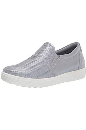 Ecco Soft 7 Woven Slip On II Sneaker