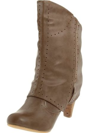 Not Rated Damen Spin Stiefeletten, (taupe)