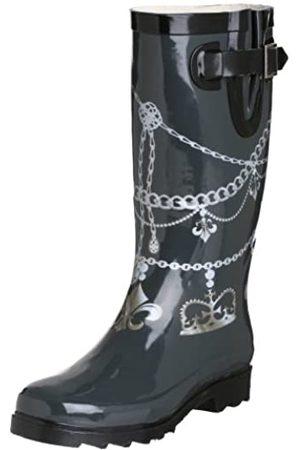 Chooka Damen Chain Jewels Regenstiefel