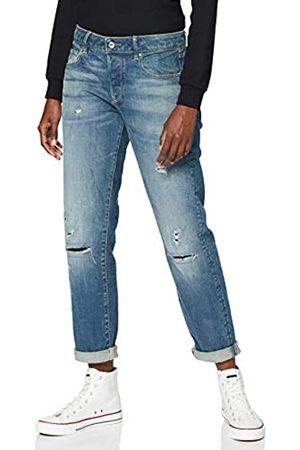 G-Star Damen Baggy & Boyfriend - Damen Kate Boyfriend Jeans, Faded Ripped Atlas B767-B404