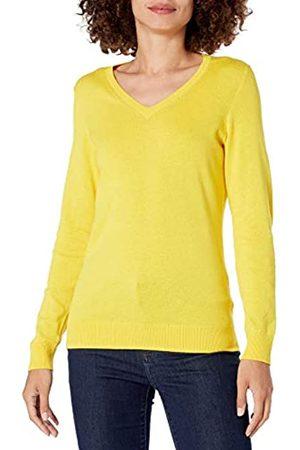 Amazon Damen Lightweight V-Neck Sweater