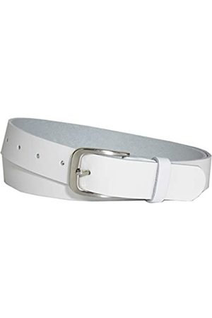 Vascavi Ledergürtel, 3 cm breit, Made in Germany, echt Leder Gürtel für Damen und Herren