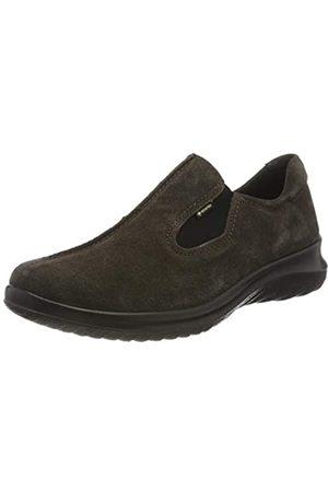 Legero Damen SOFTBOOT 4.0 Gore-Tex Sneaker, Grau (OSSIDO 2800)